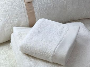 Liou - spa ivoire - Serviette Invité