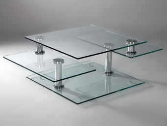 EDA  Concept - moving - Table Basse Carrée