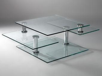 EDA  Concept - moving - Table Basse Carrée