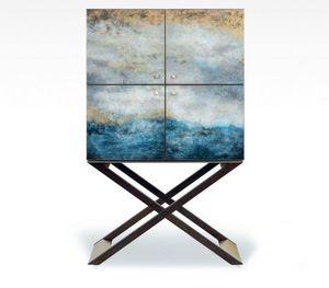 Armani Casa - club ocean lacquer - Cabinet