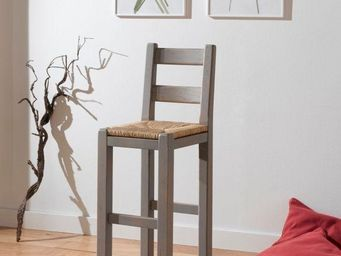 Ateliers De Langres - nogent - Chaise Haute De Bar