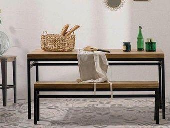 Miliboo - ypster - Table De Repas Rectangulaire