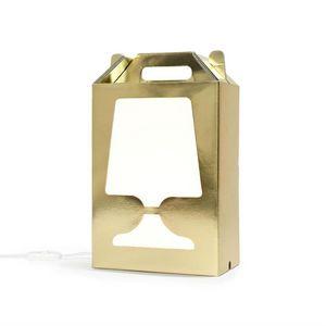 DESIGNCODE - flamp - Lampe À Poser