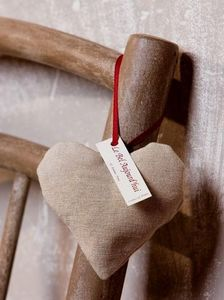 LE BEL AUJOURD'HUI - coeur - Sachet Parfumé