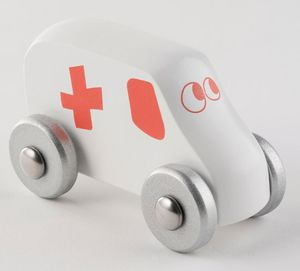 FOULON - ambulance - Voiture Miniature