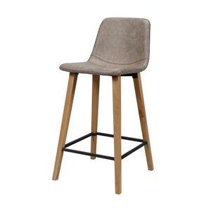 Mathi Design - chaise de bar confort - Chaise Haute De Bar
