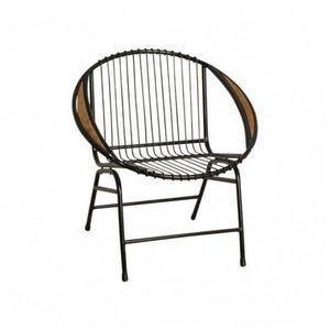 Mathi Design - fauteuil havane extérieur et intérieur - Fauteuil De Jardin