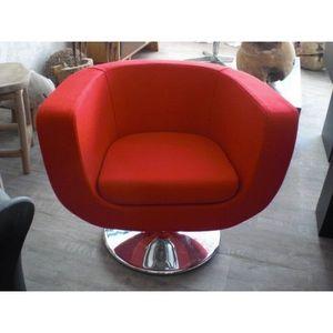 Mathi Design - fauteuil lounge - Fauteuil Rotatif