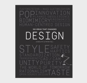 LAURENCE KING PUBLISHING - 100 ideas that changed design - Livre De Décoration