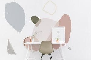 ISIDORE LEROY - essentiel 8 lés - Papier Peint