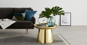 MADE -  - Table Basse Ronde