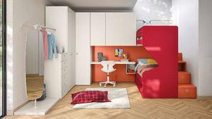 HAPPY HOURS - nidi-' - Chambre Enfant 4 10 Ans