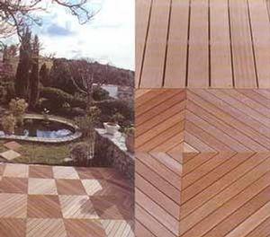 Indubois - i-deck star - Plancher De Terrasse