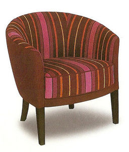 Canapes Freddy Laur - fauteuil club clyde - Fauteuil