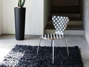 Mathi Design - chaise_pop_black - Chaise