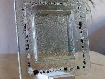 Atelier 1..2..3 vitrail -  - Assiette Canapé