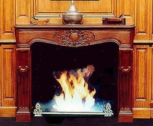 Christian Pingeon / Art Tradition Antiques -  - Cheminée À Foyer Ouvert