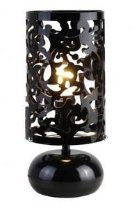 C. CREATION - arcade noir - Lampe Sensitive