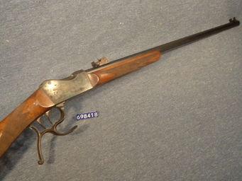 LE HUssARD - carabine de tir type martini - Carabine Et Fusil