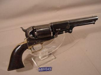LE HUssARD - colt 2nd model dragoon revolver - Pistolet Et Révolver
