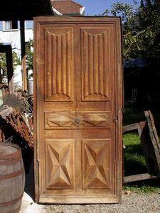Antiques Forain -  - Porte D'entrée Pleine