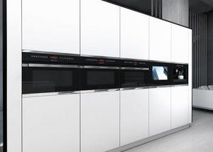 Kuppersbusch - concept line / black chrome edition - Four �lectrique