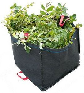 Idees B Creation - sac � v�g�taux pro 270 litres avec 4 poign�es - Sac � Herbe