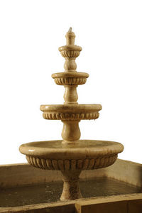 Wrights of Campden - four-tier fountain - Fontaine Centrale D'extérieur