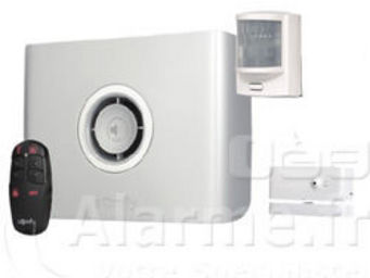 Zen Attitude - somfy protexiom s - Alarme Anti Intrusion