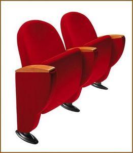 BM Bureau - fauteuil metropolitan - Fauteuil D'auditorium