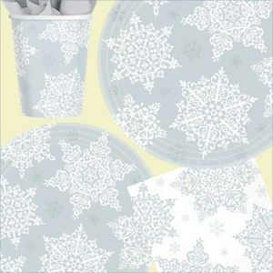 Amscan International Ltd. - winter - Vaisselle Jetable