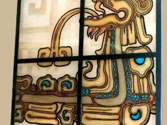 Decart34 - verre tremp� - D�coration Murale