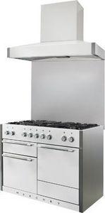 Mercury Appliances - canopies & splashbacks - Hotte Aspirante Visière