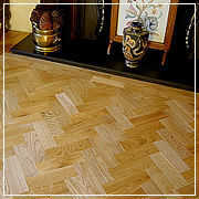 Treework Flooring - oak block - Parquet