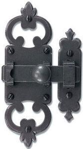 Dartington Steel Design - slide bolt - Targette