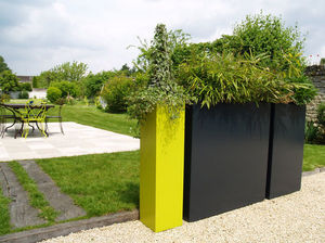 IMAGE'IN by ATELIER SO GREEN - irf25 - gamme contraste acide - Jardinière