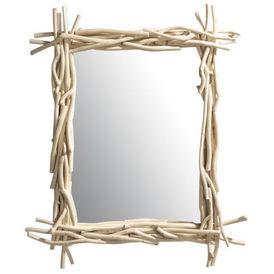 Miroir Bois Flotte Maison Du Monde : Maisons du monde – Miroir-Maisons du monde-Miroir Rivage