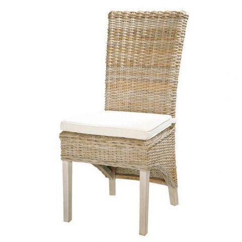 Chaise key west chaise maisons du monde decofinder - Maison du monde coussin de chaise ...