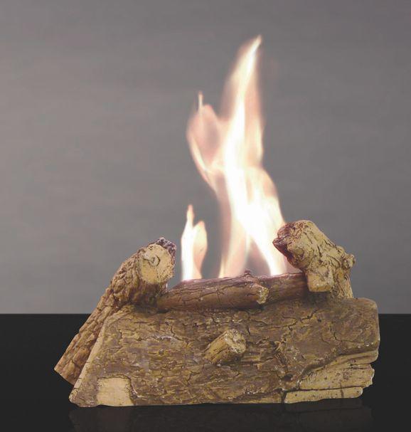 firekit b ches chemin e sans conduit d 39 vacuation. Black Bedroom Furniture Sets. Home Design Ideas
