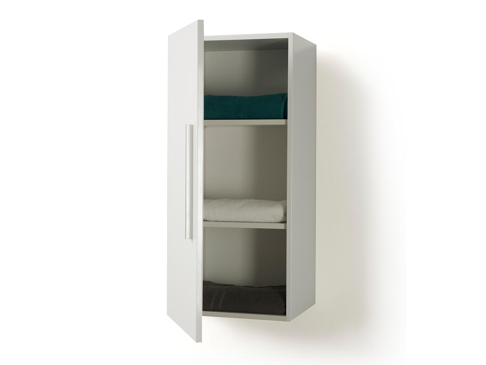 Meuble de bain armoire de salle de bains beliani for Meuble salle de bain armoire
