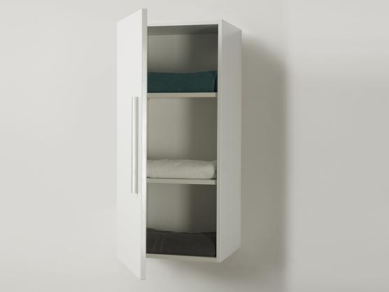 Meuble de bain armoire de salle de bains beliani - Armoire salle de bain fly ...