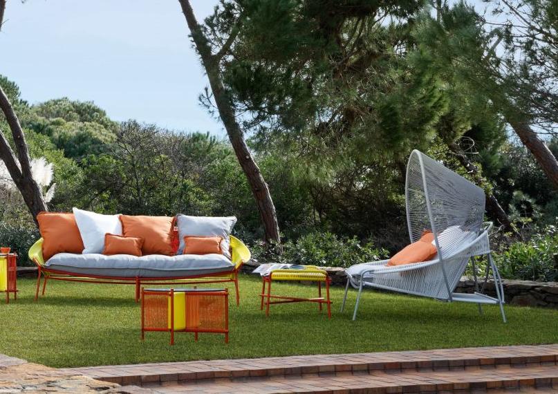 Fauteuil de jardin blanc roche bobois decofinder - Roche bobois fauteuils ...