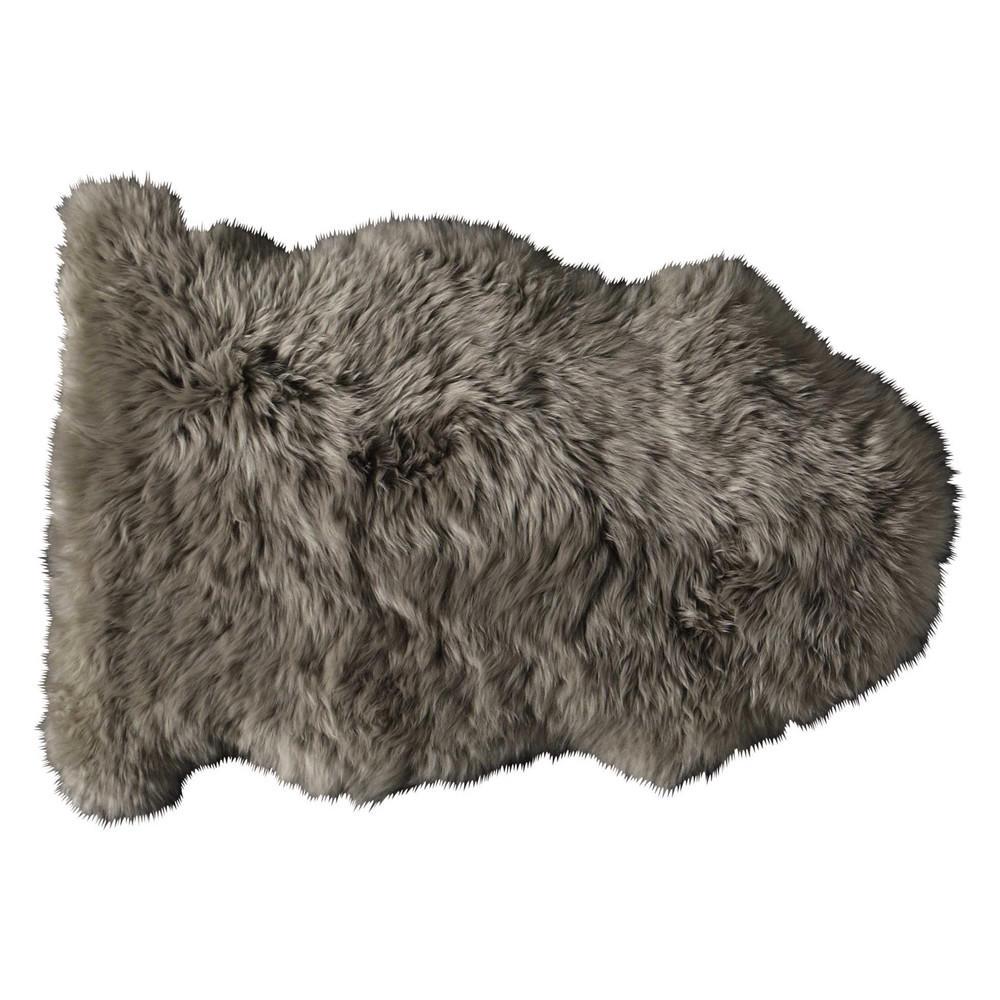 c peau de mouton maisons du monde decofinder. Black Bedroom Furniture Sets. Home Design Ideas