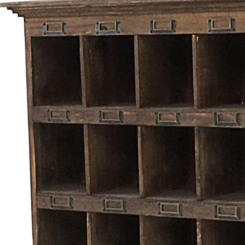 Meuble Poste Rangement Courrier Lettre MuralTrieur à courrier - CHEMIN DE CAMPAGNE