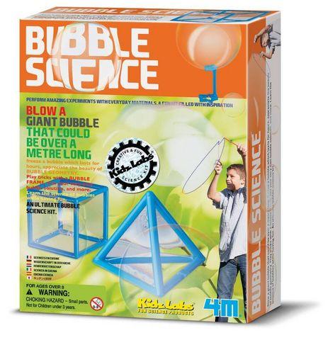 4M - Jeu de société-4M-L'atelier à bulles bubble science