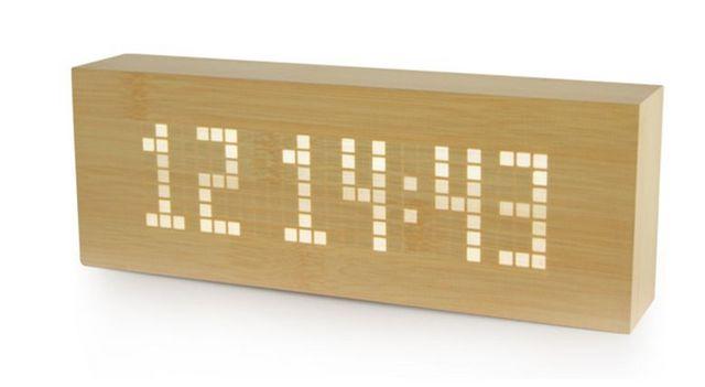Gingko - Horloge à poser-Gingko