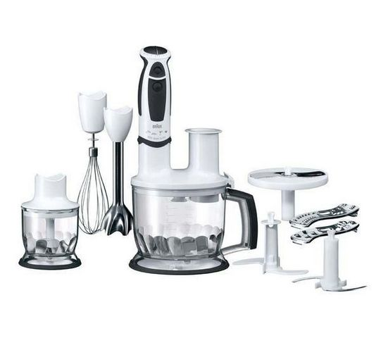 BRAUN - Blender-BRAUN-Mixeur Multiquick 5 MR570 Ptisserie