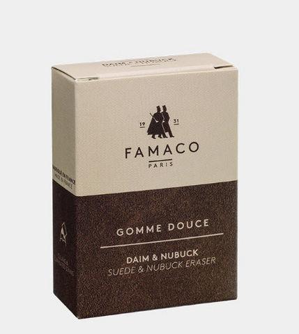 FAMACO PARIS - Gomme à daim-FAMACO PARIS
