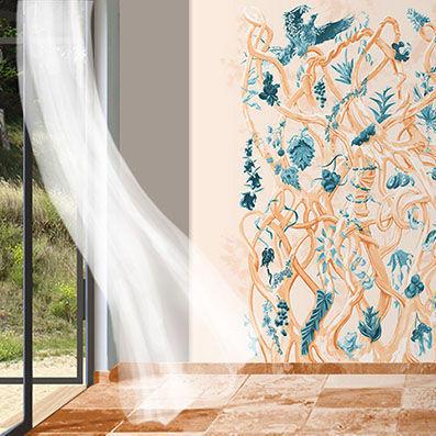 ATELIER MARETTE - Papier peint panoramique-ATELIER MARETTE-Diversité LES WADDEN, WADDEN SEE, AMRUM