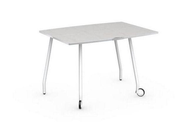 Calligaris - Table pliante-Calligaris-Table pliante modulable BLITZ BOOK de CALLIGARIS e